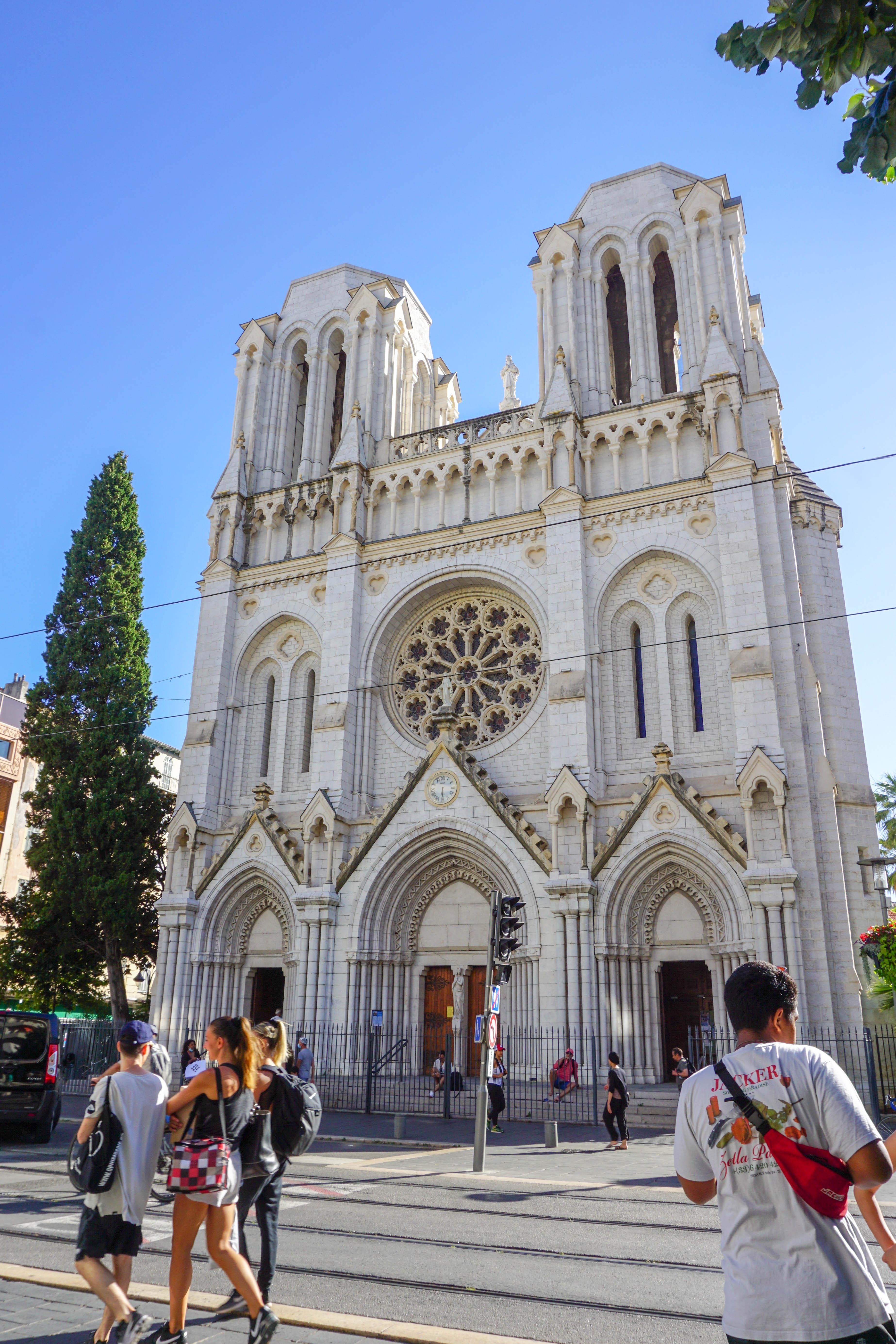 Notre Dame de Nice, France