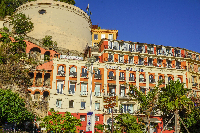 Hotel Suisse in Nice, France