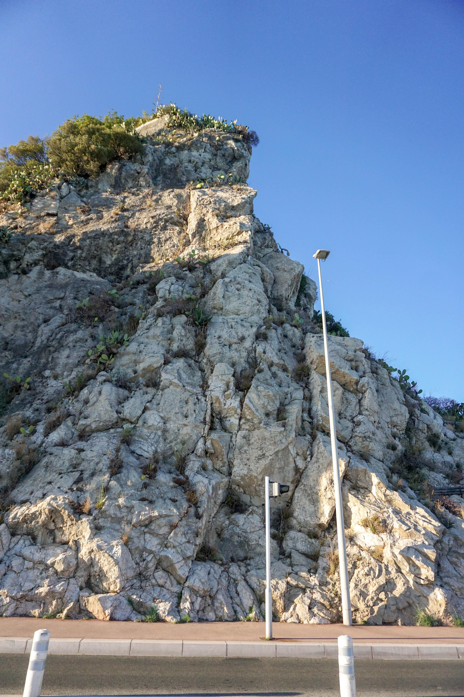 Caste Hill in Nice, France